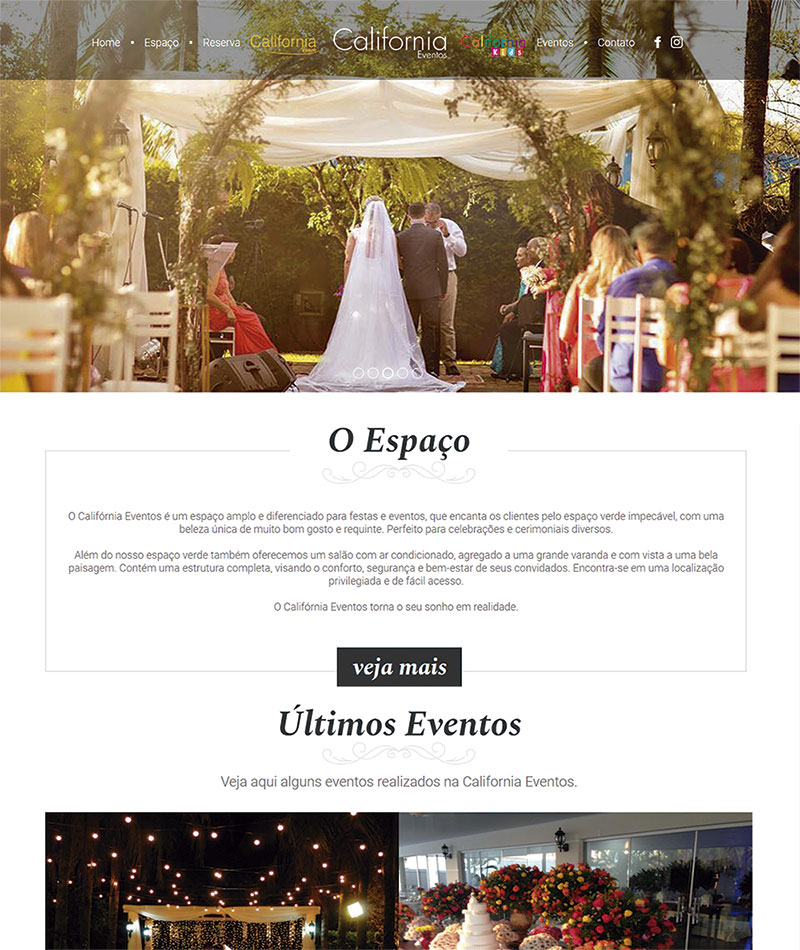 California Eventos